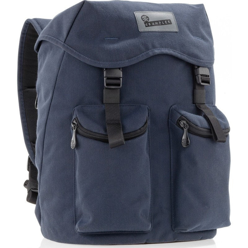 Crumpler Tondo Outpost Leaked Memorandum Backpack | Midnight Blue