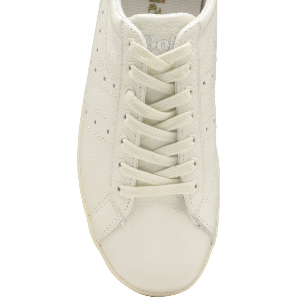 Gola Men's Tourist Leather Sneakers | Off White