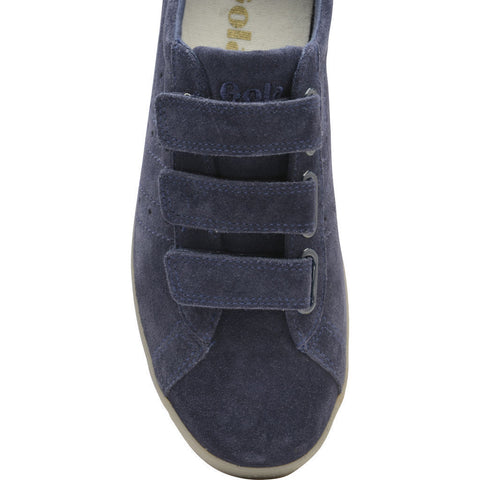 Gola Men's Tourist Suede Velcro Sneakers | Navy