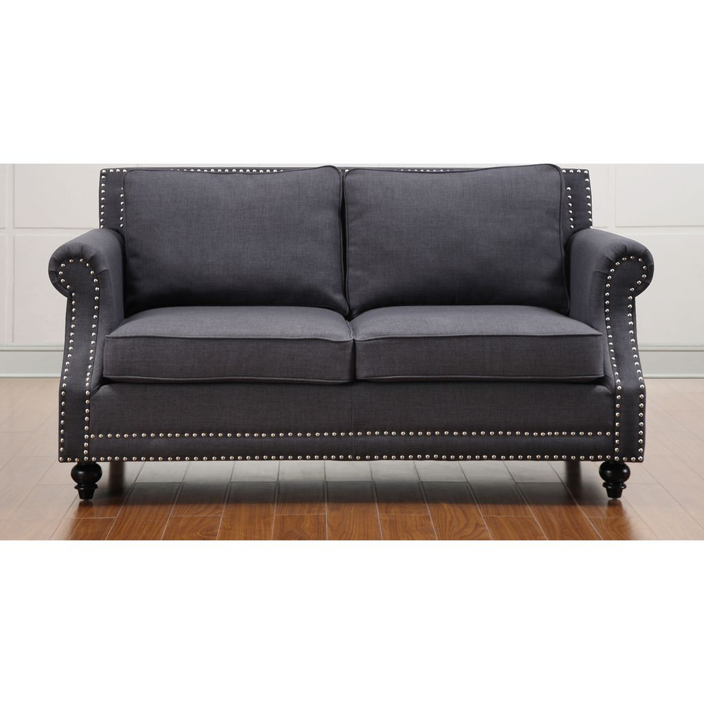Tov Furniture Camden Linen Sofa Refil Sofa