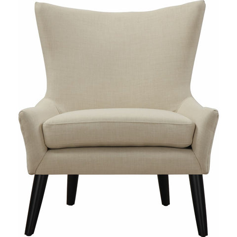 TOV Furniture Sullivan Linen Chair | Beige- TOV-A42