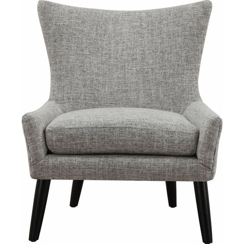 TOV Furniture Sullivan Linen Chair | Grey- TOV-A42G