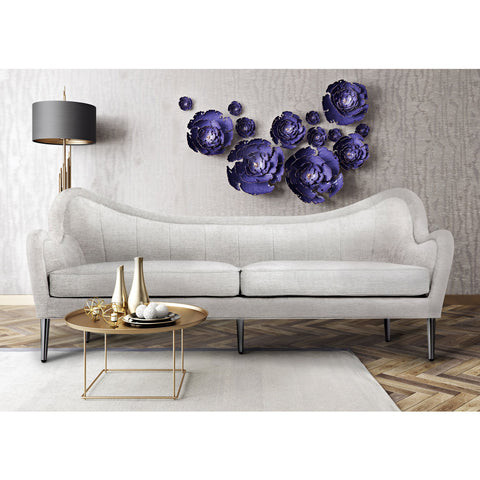 TOV Furniture Isadora Sofa | Grey- TOV-L4909