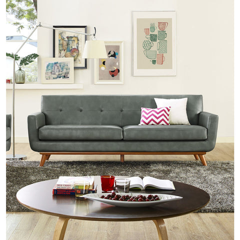 TOV Furniture Lyon Loveseat | Smoke Grey- TOV-S31L