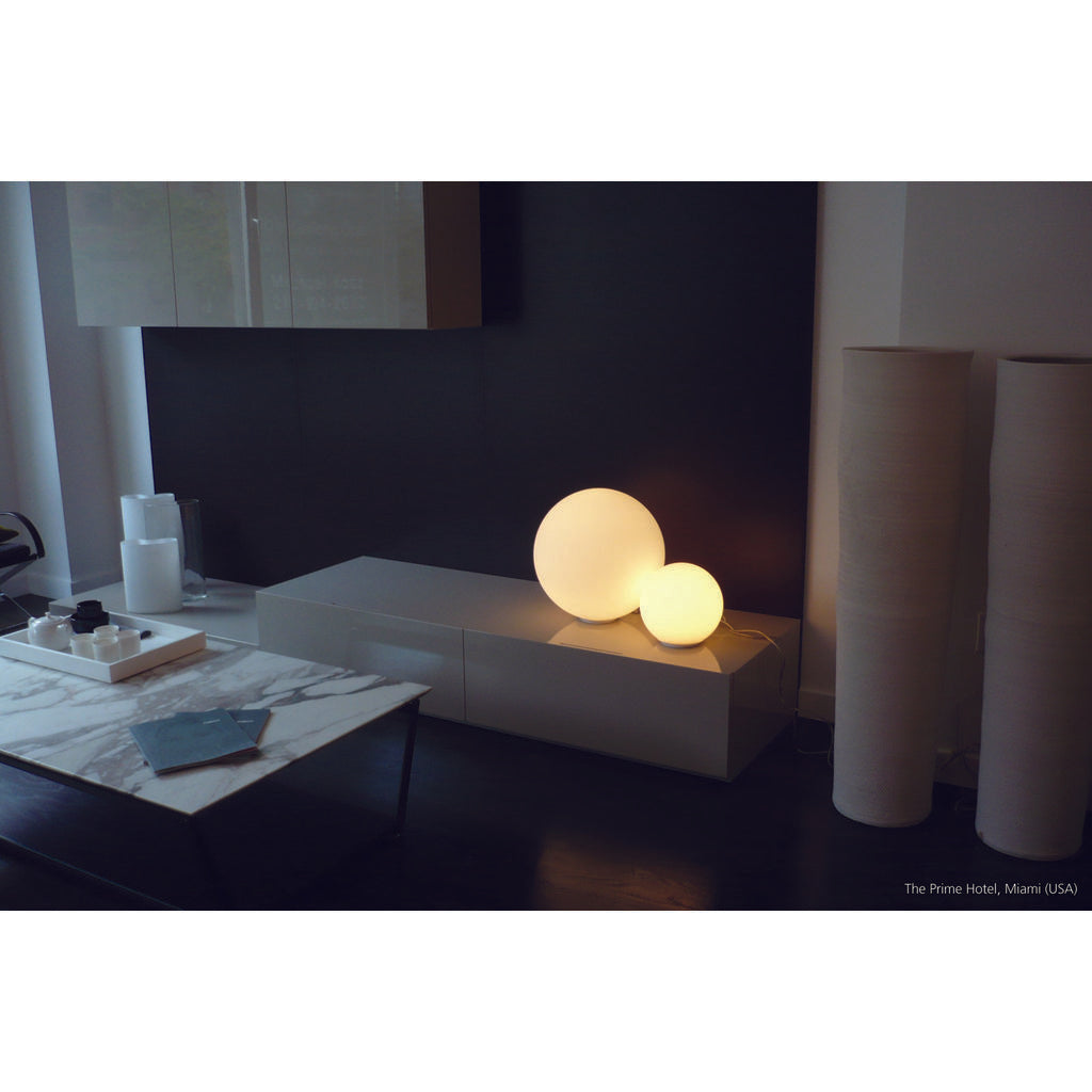 Artemide Dioscuri Table Lamp | White