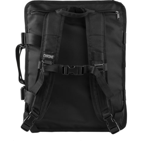 Chrome Macheto Travel Pack | Black BG-209 BKBK