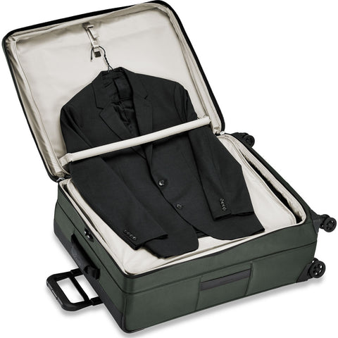 Briggs & Riley Transcend Large Expandable Spinner Suitcase | Rainforest