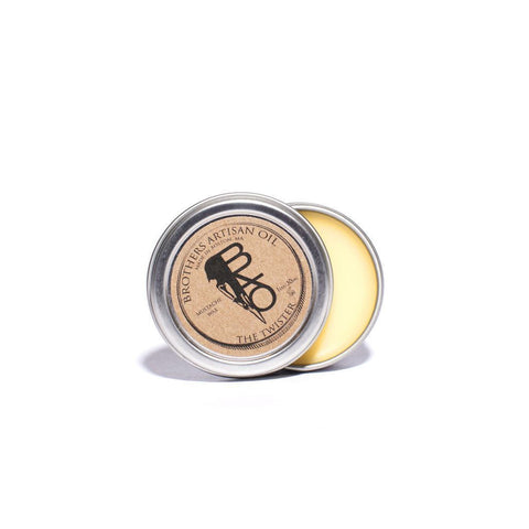 Brothers Artisan Oil Mustache Wax | The Twister
