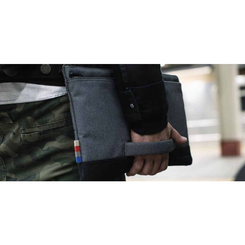 Lexdray Zurich Laptop Case | Grey 15""