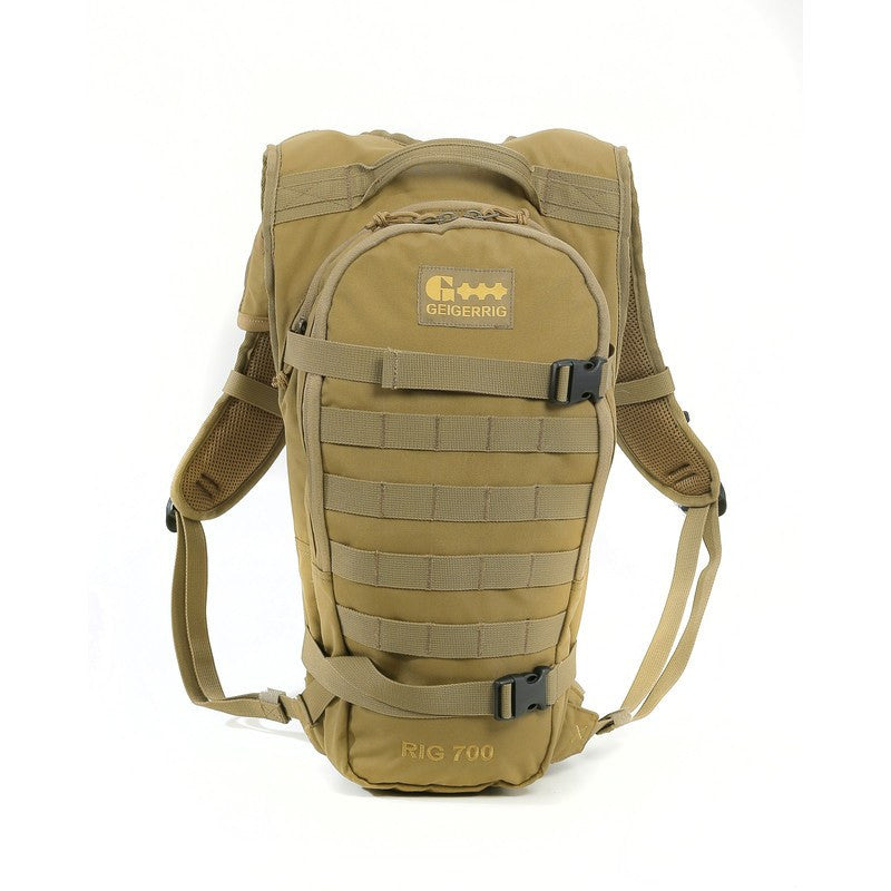 Geigerrig Tactical 700 Hydration Backpack | Coyote