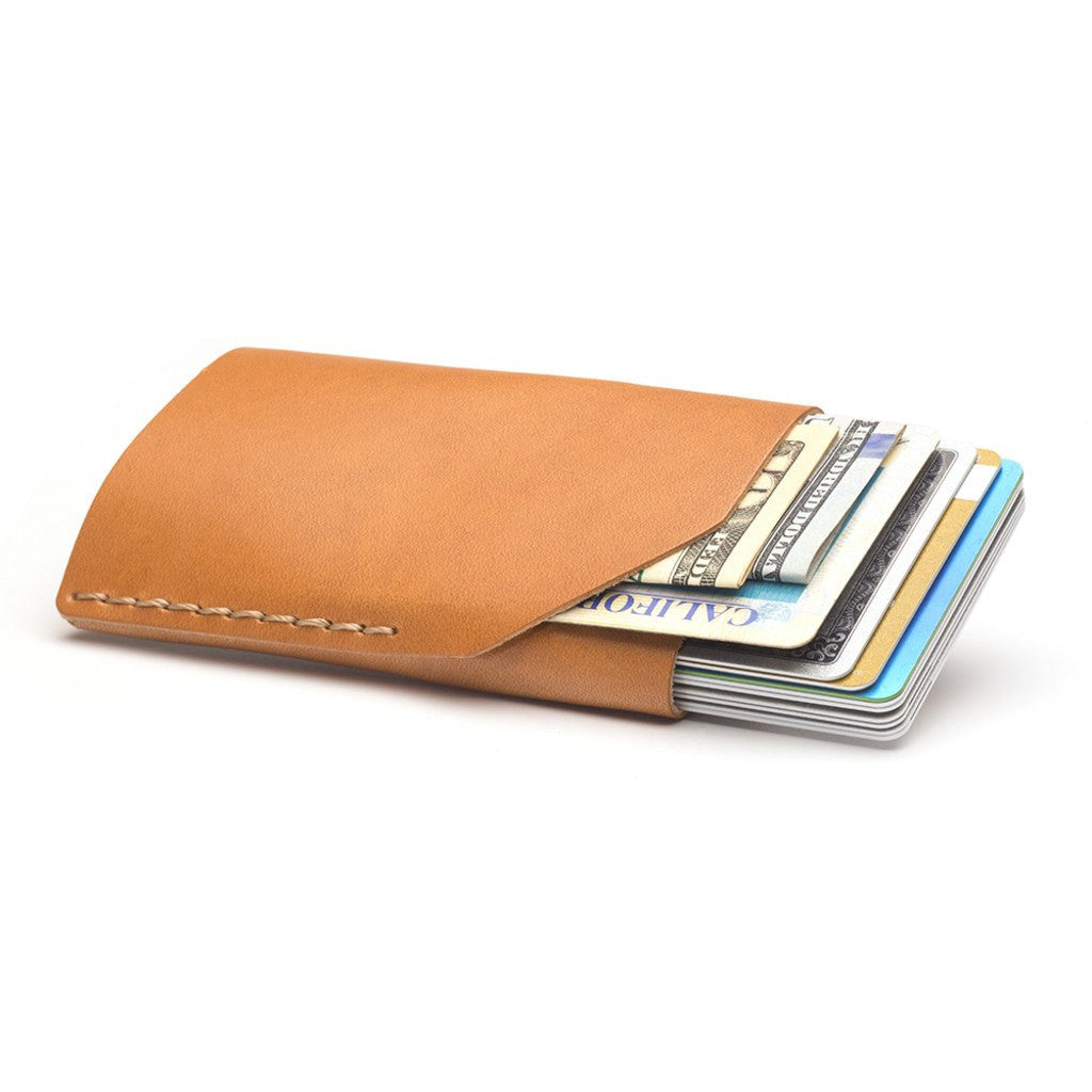 Ezra Arthur No. 2 Wallet | Golden Tan CW218