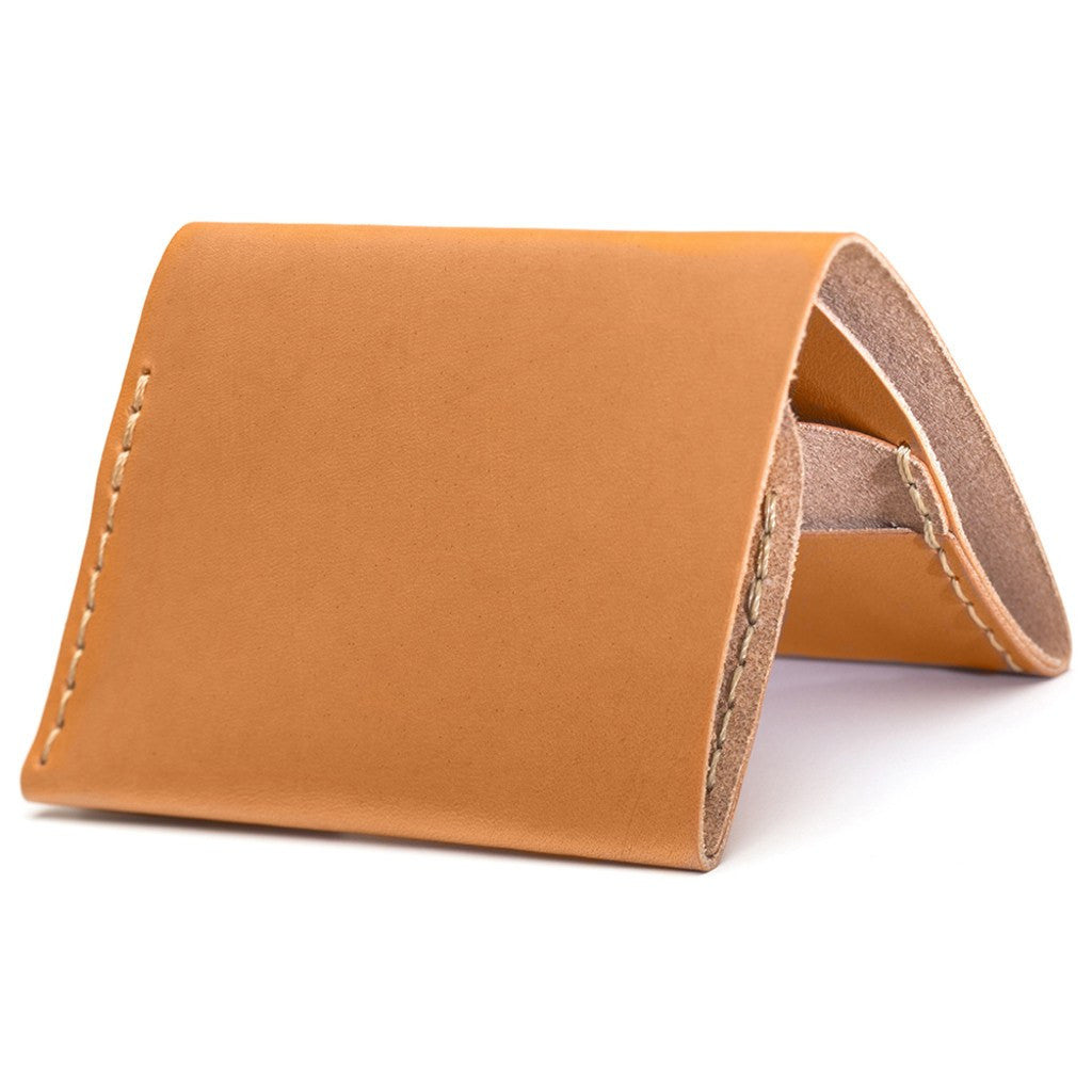 Ezra Arthur No. 4 Wallet | Golden Tan CW418
