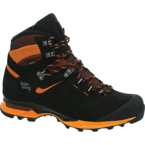 HanWag Tatra Light GTX Boot | Asphalt/Red Size 13 H202500-64055