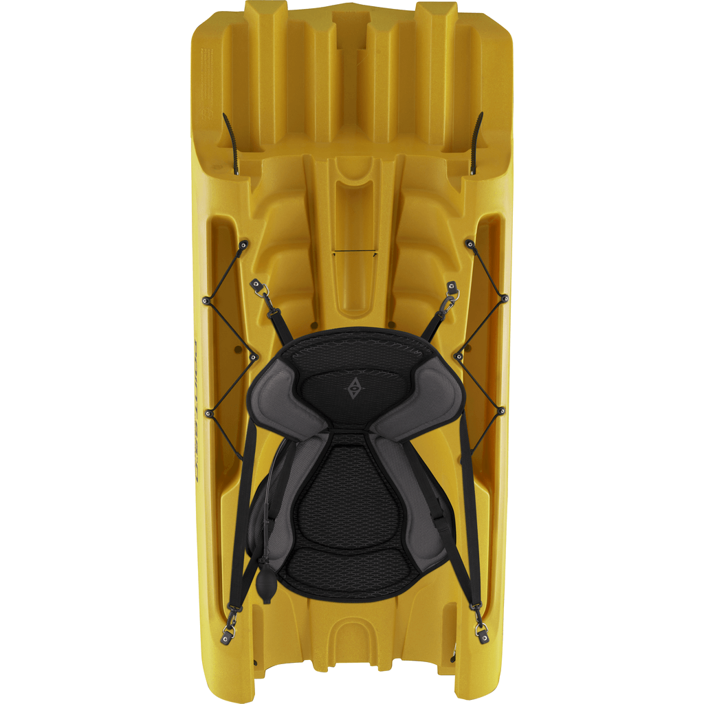 Point 65 Tequila! GTX Modular Kayak Mid Section | Yellow