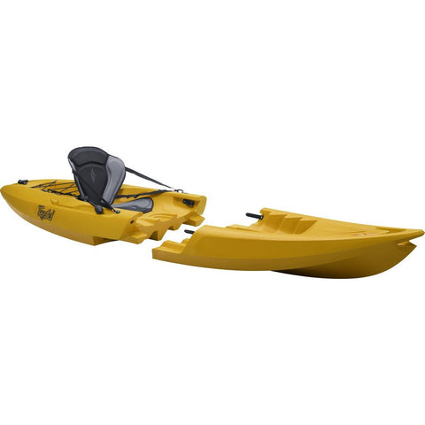 Point 65 Tequila! GTX Modular Kayak Back Section | Yellow 31