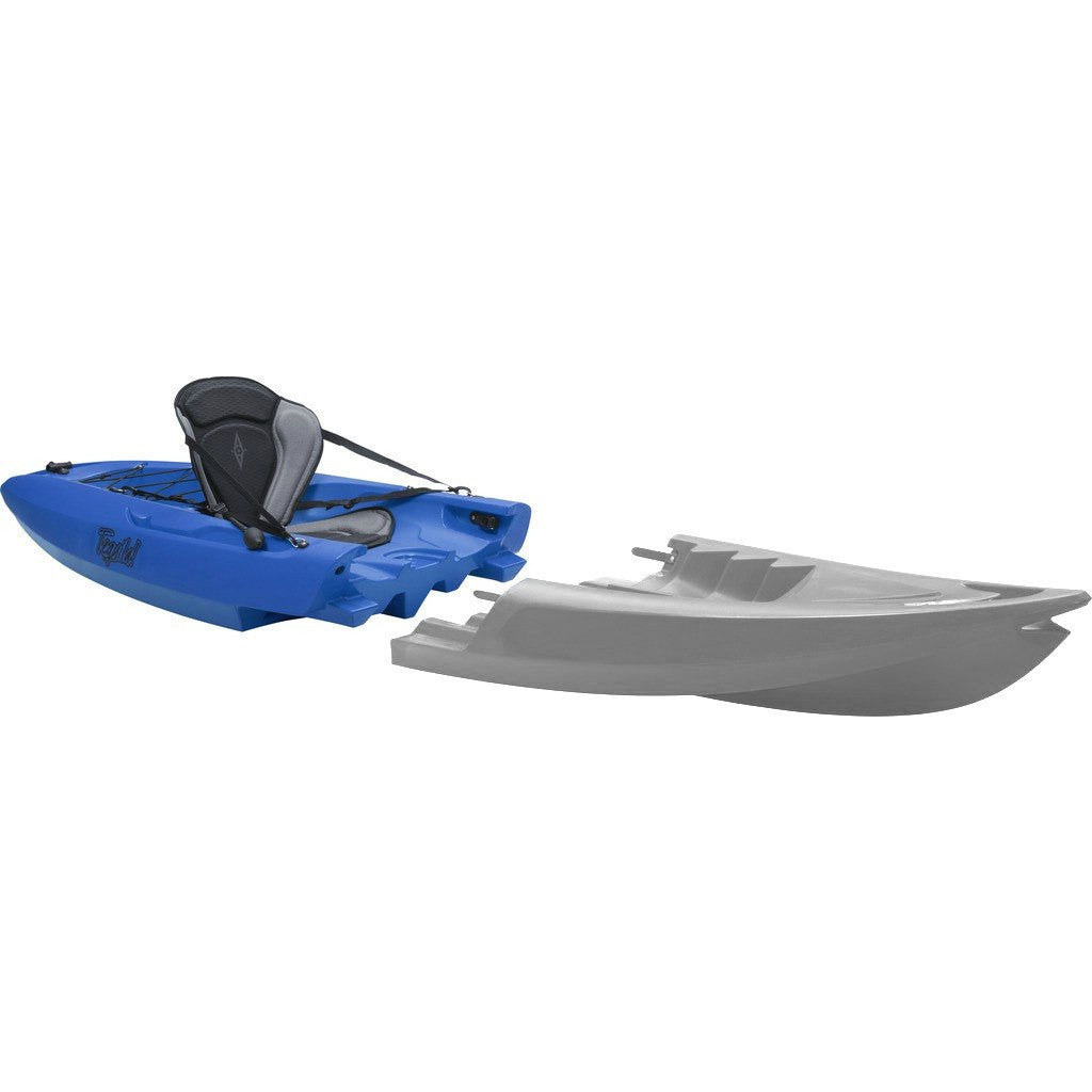 Point 65 Tequila! GTX Modular Kayak Back Section | Blue