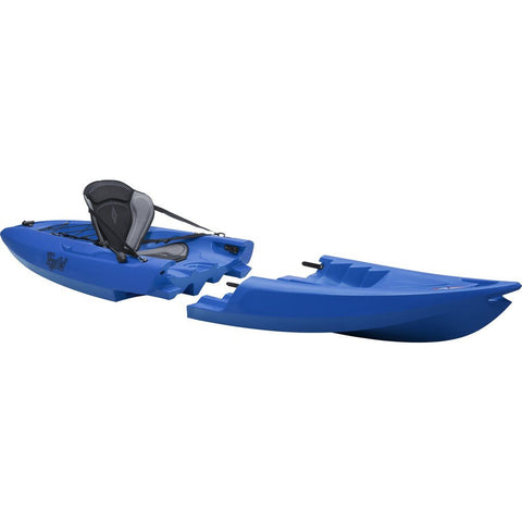 Point 65 Tequila! GTX Modular Solo Kayak | Blue