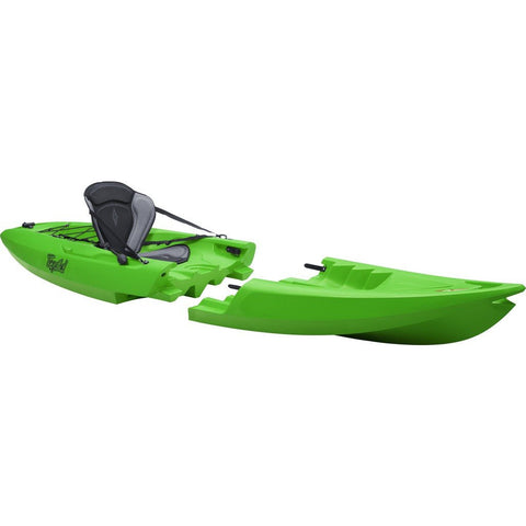 Point 65 Tequila! GTX Modular Solo Kayak | Lime