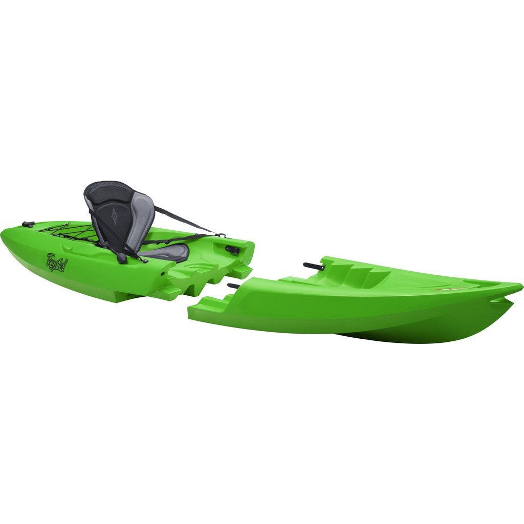 Point 65 Tequila! GTX Modular Kayak Back Section | Lime 31