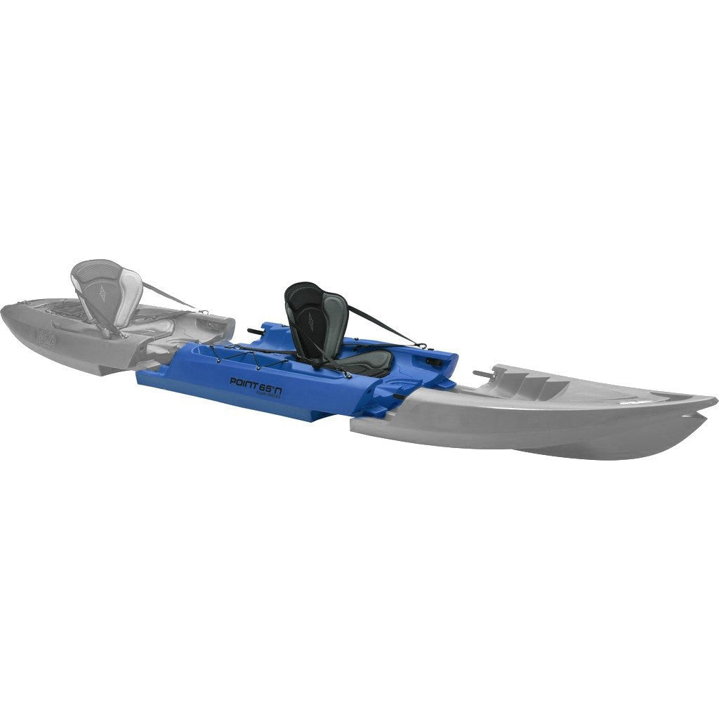 Point 65 Tequila! GTX Modular Kayak Mid Section | Blue