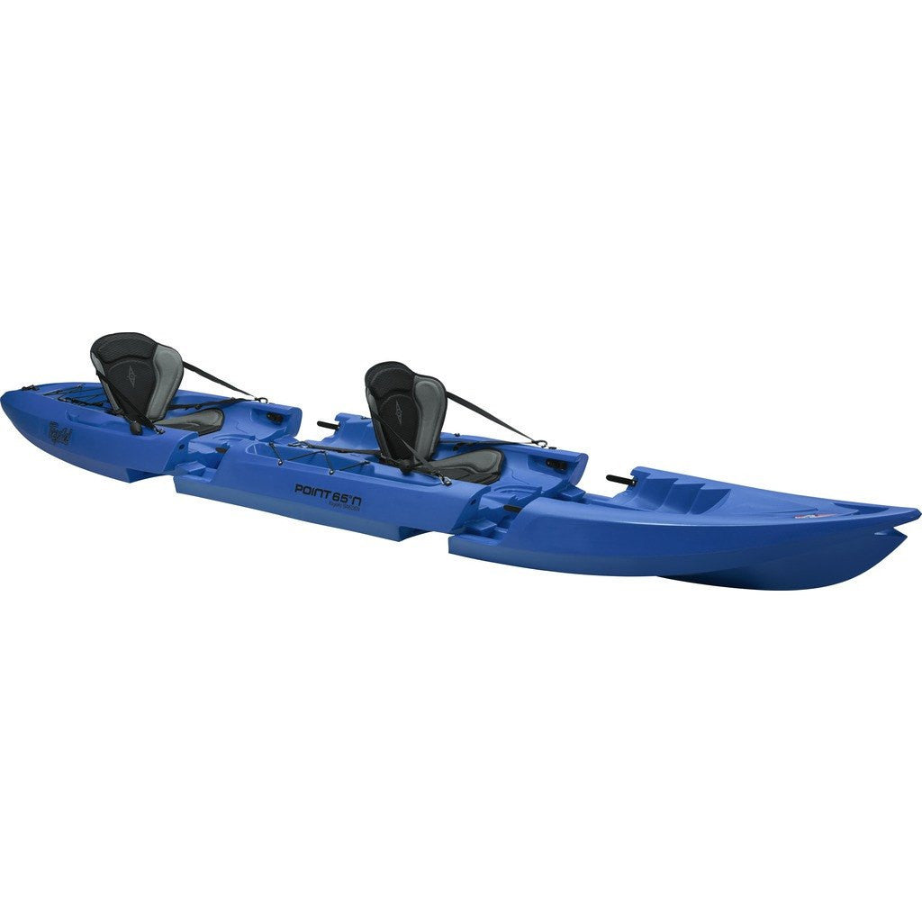 Point 65 Tequila! GTX Modular Kayak Mid Section | Blue 40