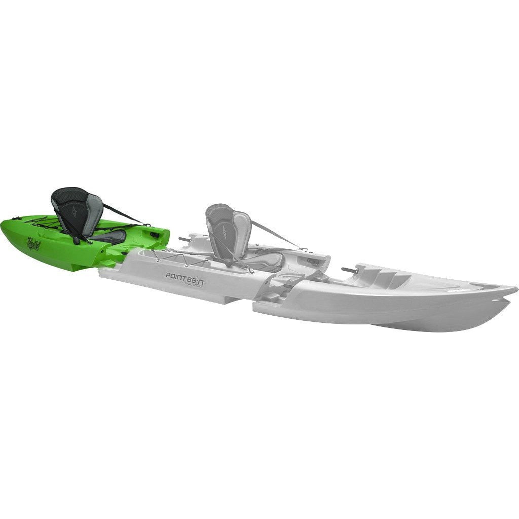 Point 65 Tequila! GTX Modular Kayak Back Section | Lime
