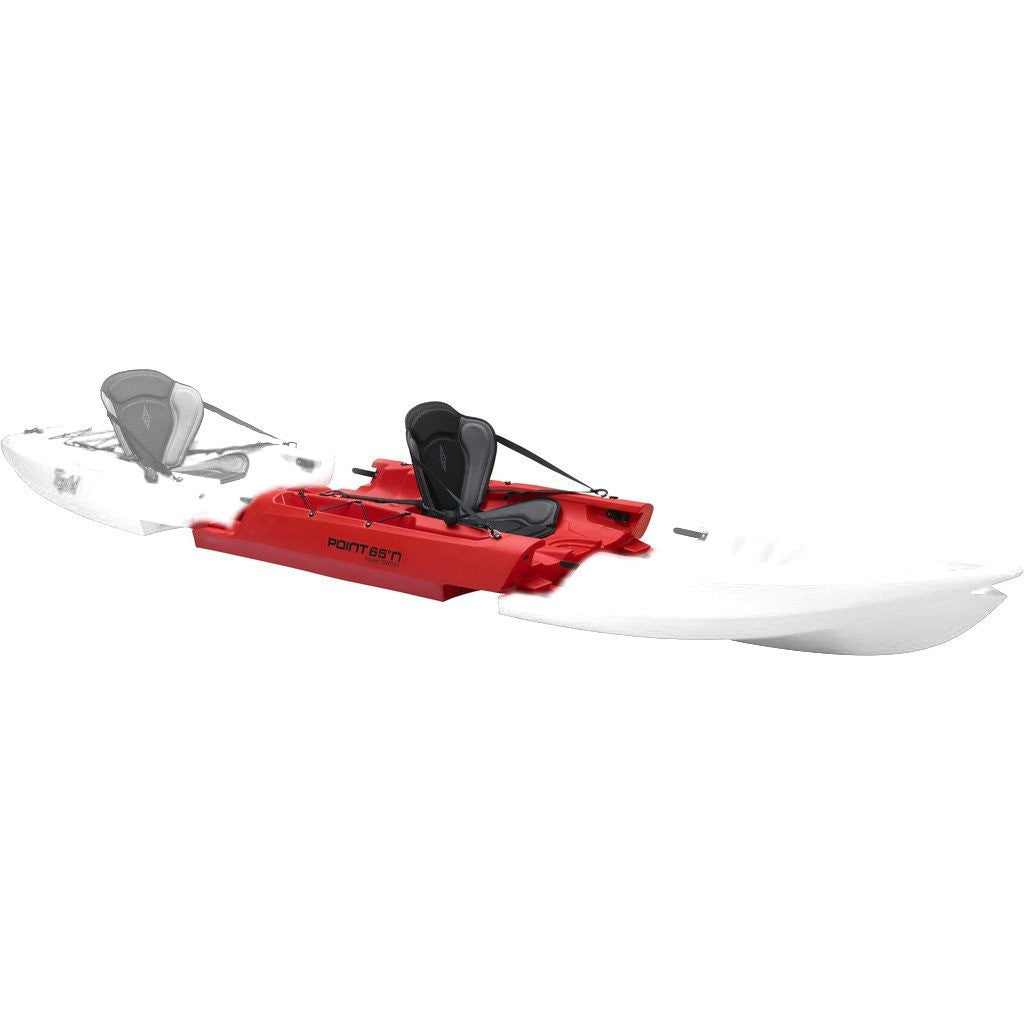 Point 65 Tequila! GTX Modular Kayak Mid Section | Red