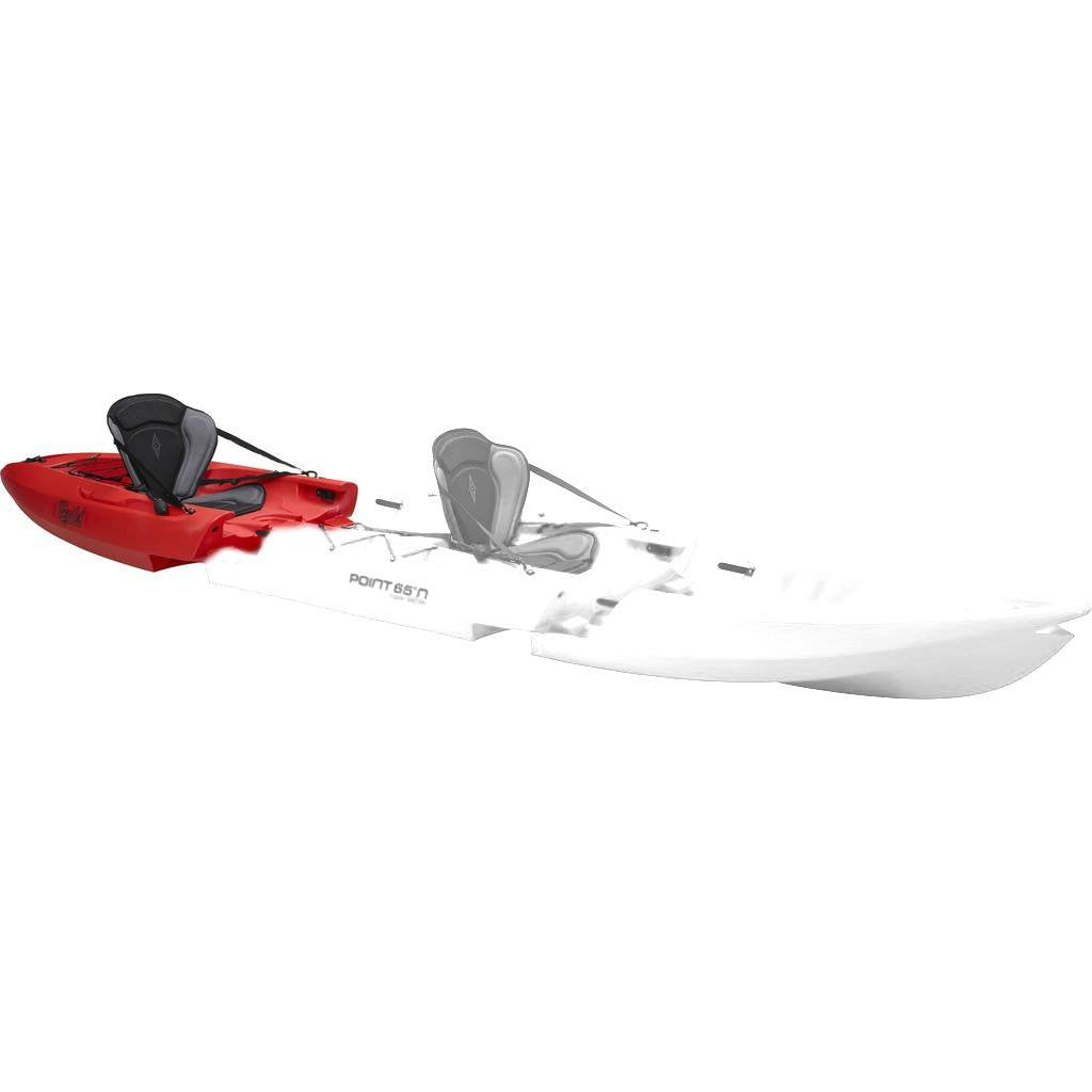 Point 65 Tequila! GTX Modular Kayak Back Section | Red