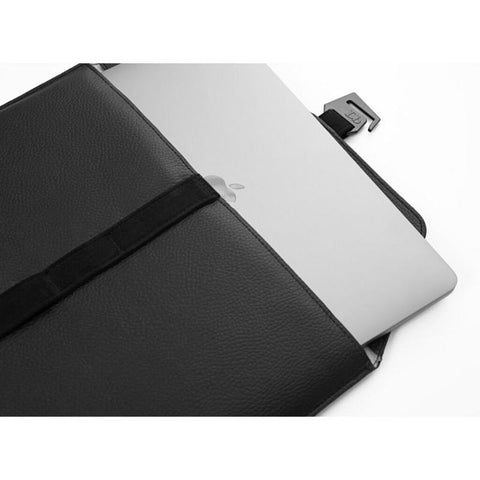 Douchebags The Proper Laptop Sleeve - Black Out PU Leather