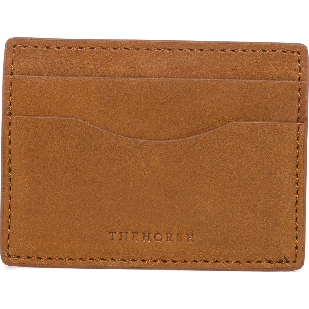 The Horse Flatboy Wallet | Tan KF3