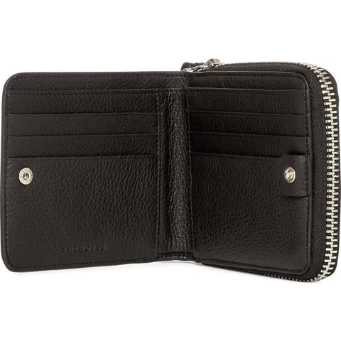 The Horse Mini Block Wallet | Black- L27