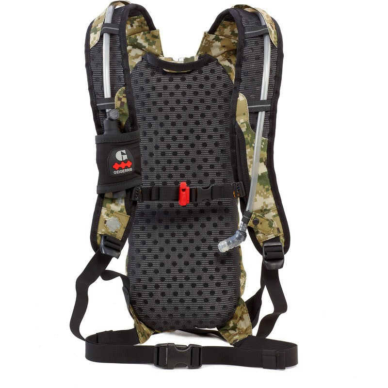 Geigerrig The Rig Hydration Backpack | Digital Camouflage
