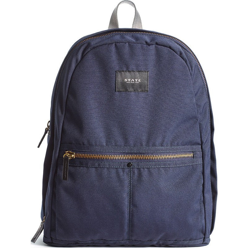 STATE Bags Union Premium Backpack | Navy