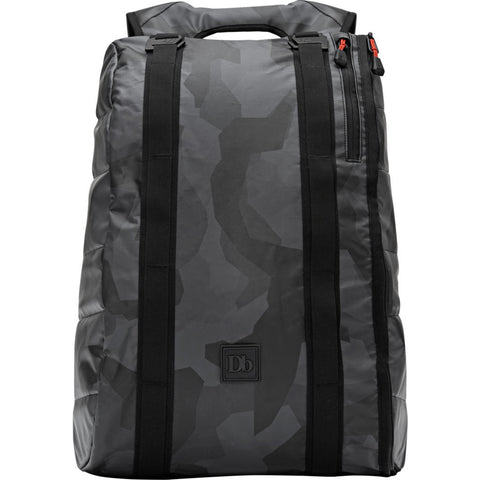 Douchebags Base 15L Daily Urban Backpack | Black Camo 135A09