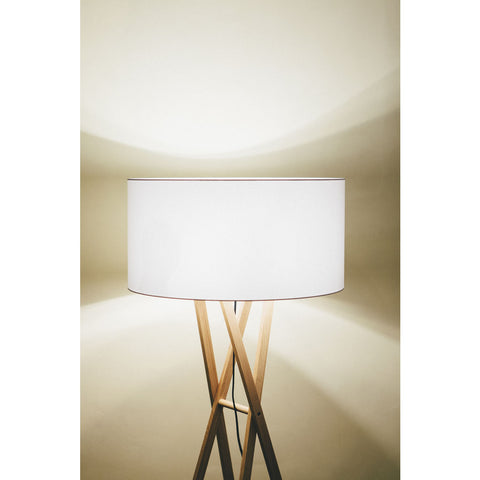 Marset Cala Floor Lamp | Oak