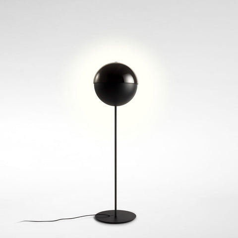 Marset Theia Floor Lamp | Black