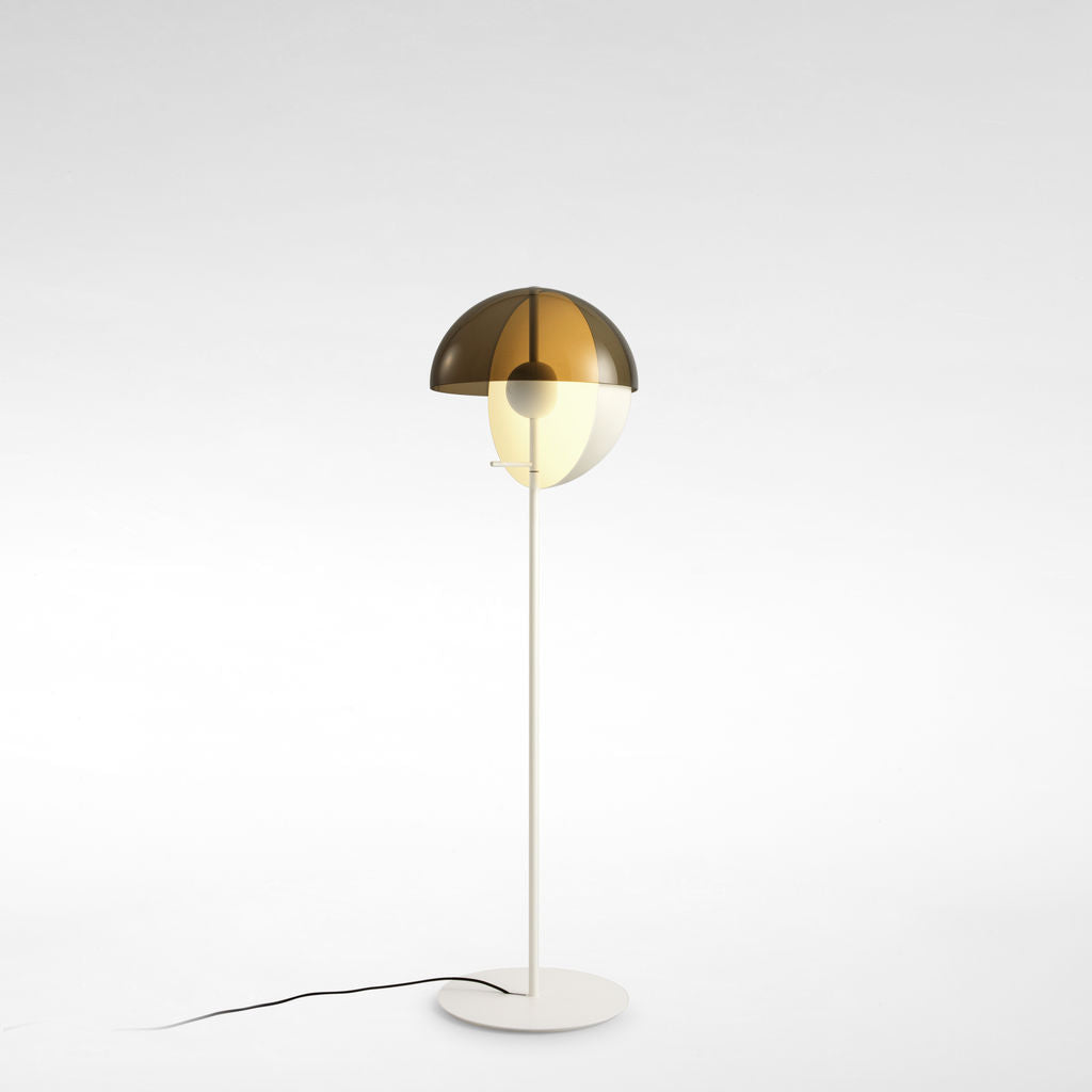 Marset Theia Floor Lamp | White