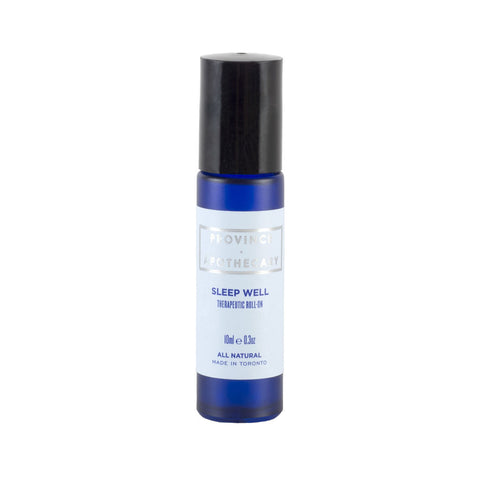 Province Apothecary Sleep Well Therapeutic Roll On | 10ml- 36