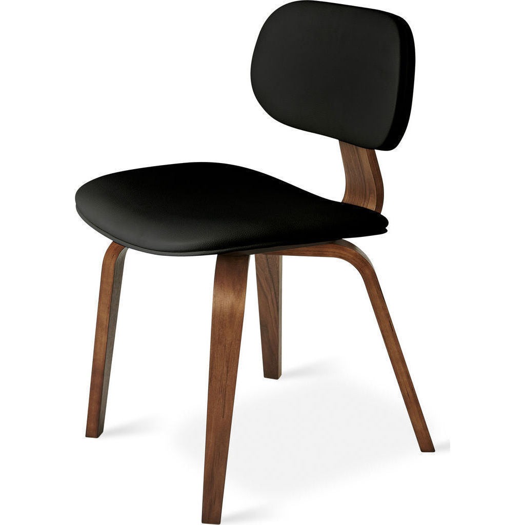 Gus* Modern Thompson Chair | Walnut/Black ECCHTHOM-wa-bv