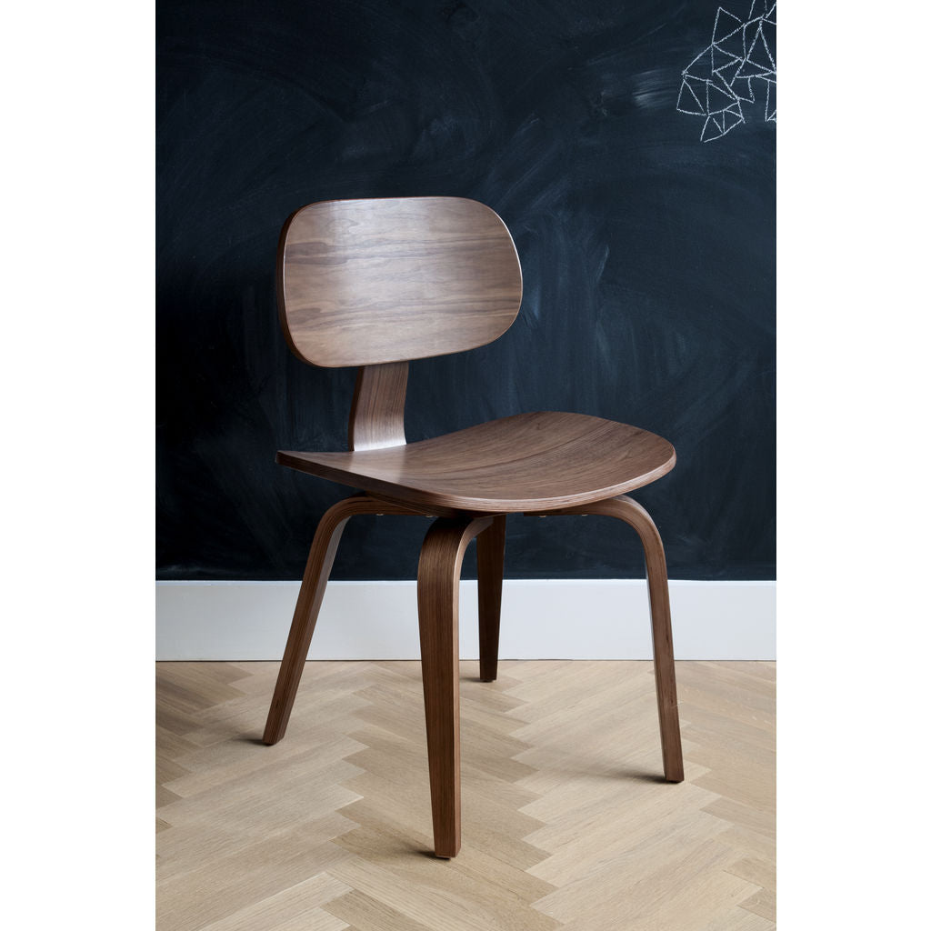 Gus* Modern Thompson Chair SE | Walnut ECCHTHSE-wn