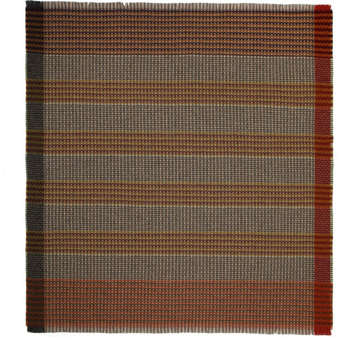 Wallace Sewell Yosemite Sheland Ripple Throw | Multicolor