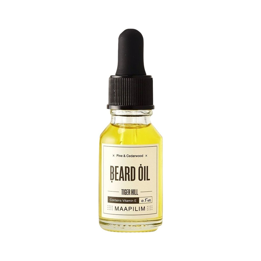 Maapilim Beard Oil | Pine & Cedarwood