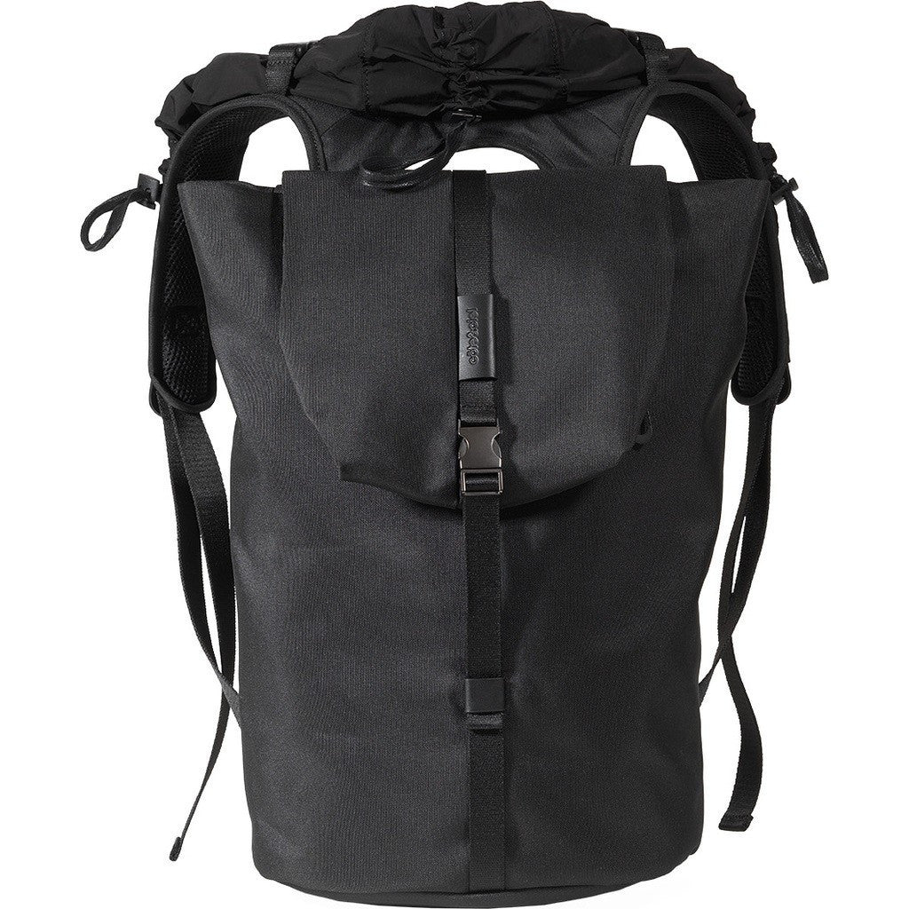 Cote&Ciel Tigris Eco Yarn Backpack | Black 28472