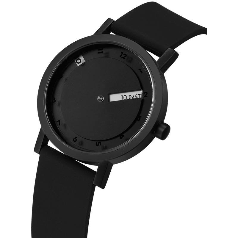 Projects Watches Daniel Will-Harris 'Till Watch | Black Silicone