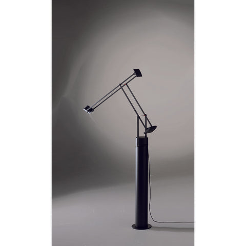 Artemide Tizio Floor Lamp | Black