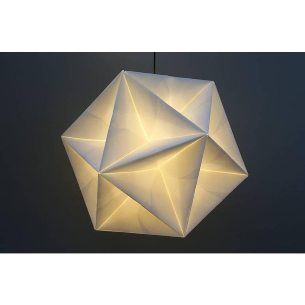 Foldability Toby Pendant Light | White