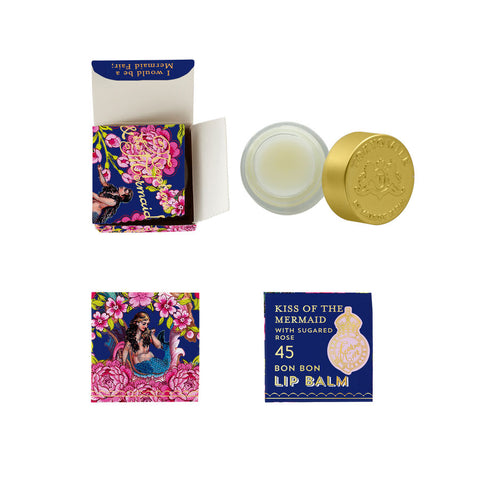 TokyoMilk Bon Bon Lip Balm | Kiss of the Mermaid