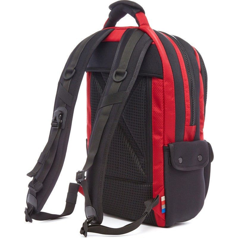 Lexdray Tokyo Pack Ltd. Packcloth Backpack | Red 15113-RPC-SE