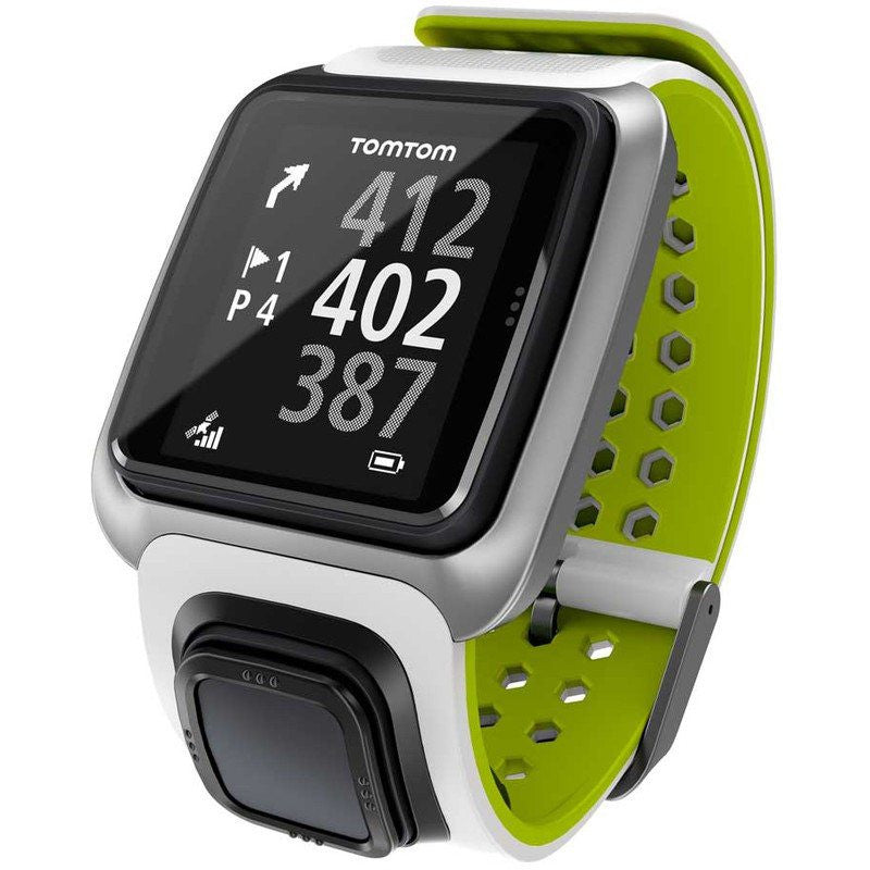 TomTom Golfer GPS Watch White/Green | 1RG000101