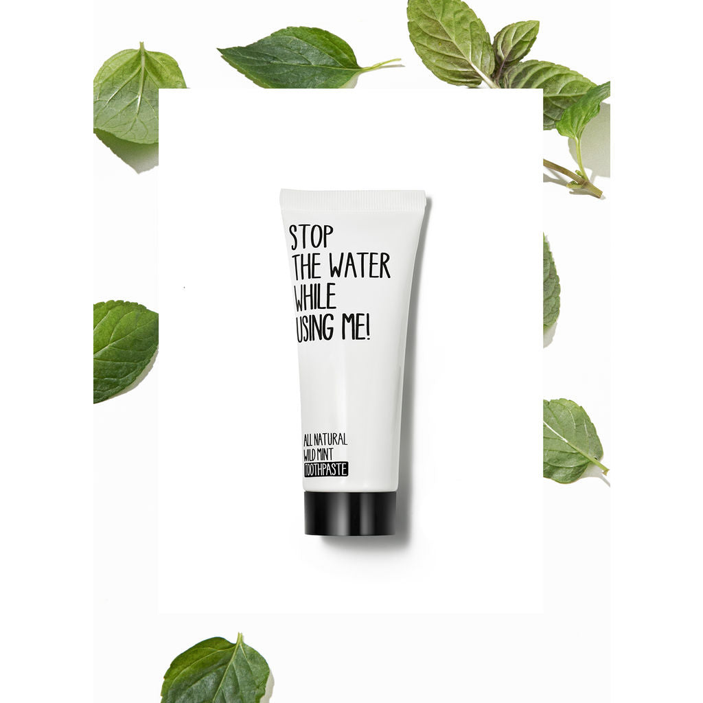 Stop the Water While Using Me! Toothpaste | Wild Mint